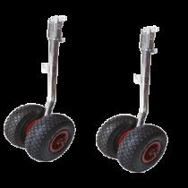 Transporträder Doppelräder