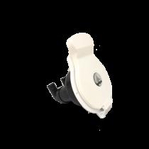 allpa Compact Handlenz-Pumpe, Einbau zur Montage, 45l / min, Ø25 und Ø38mm