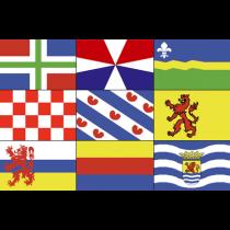 Provincievlaggen Nederland