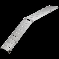 Aluminium Gangway, klappbar