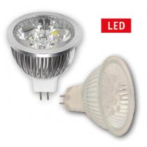 LED Leuchtmittel mit MR16 Sockel