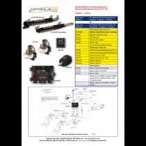SeaStar Satz Optimus EPS Sterndrive 2 Motoren – 1 Steuerstand