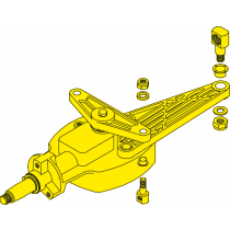 Steuerkopf 135º Jet Boat Steuerung