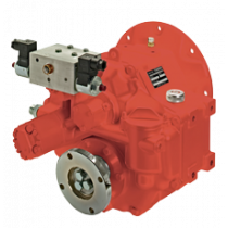 Technodrive Hydraulisches Wendegetriebe TM485A1