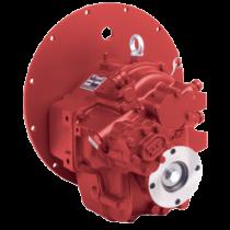 Technodrive Hydraulisches Wendegetriebe  TM93