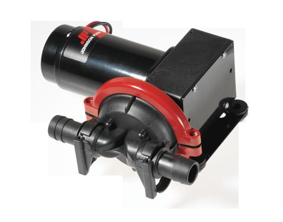 Johnson Pump Viking Power 16, selbstansaugende Bilge-, Schmutzwasser- & Fäkalienpumpe