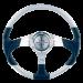 """allpa Steuerrad Modell """"Siren"""", ∅350mm"""